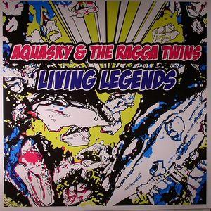 AQUASKY & THE RAGGA TWINS - Living Legends