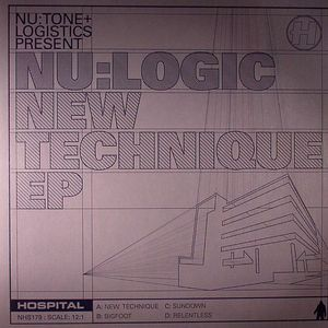 NU LOGIC - New Technique EP