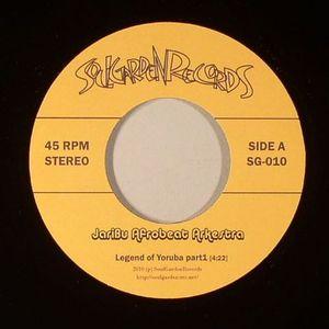 JARIBU AFROBEAT ARKESTRA - Legend Of Yoruba Pt 1 & 2