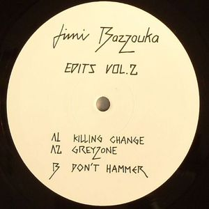 BAZZOUKA, Jimi - Edits Vol 2