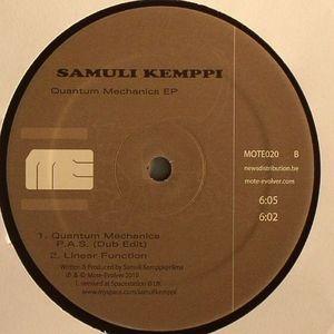 KEMPPI, Samuli - Quantum Mechanics EP