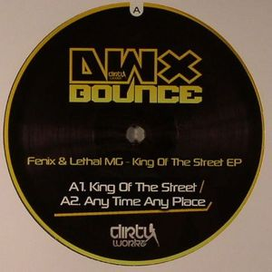 FENIX/LETHAL MG - King Of The Street EP