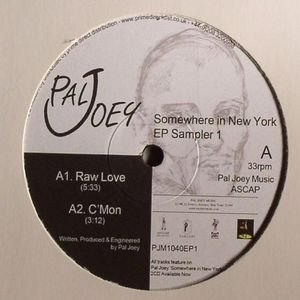 PAL JOEY - Somewhere In New York EP Sampler 1