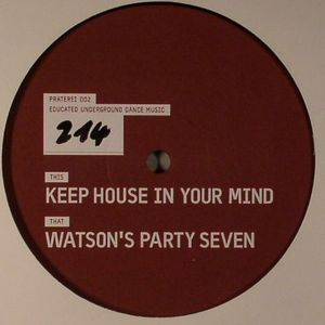 FERRAGOSTO, Michael/7 CITIZENS - Keep House In Your Mind
