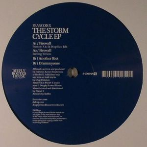 FRANCOIS X - The Storm Cycle EP