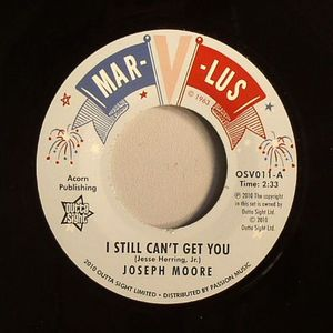 MOORE, Joseph/THE BLENDERS - I Still Can't Get You