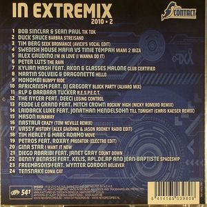 Various In Extremix 2010 2 Vinyl At Juno Records