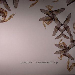OCTOBER - Vanamonde EP