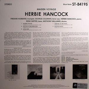 HANCOCK, Herbie - Maiden Voyage