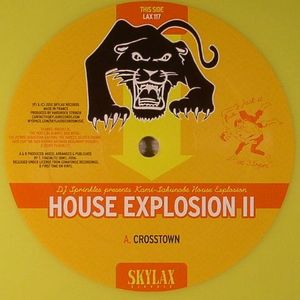 DJ SPRINKLES - House Explosion II