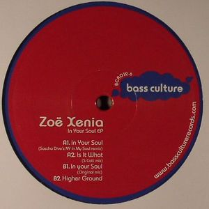 XENIA, Zoe - In Your Soul EP