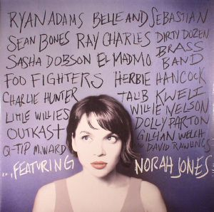 JONES, Norah/VARIOUS - Featuring Norah Jones