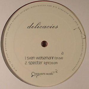 WEISEMANN, Sven/SPECTER/DUIJIN/DOUGLAS/WATER FIELD - Delicacies