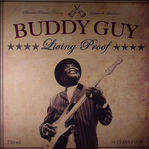 GUY, Buddy - Living Proof