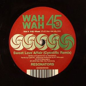 RESONATORS - Sweet Love Affair (remixes)