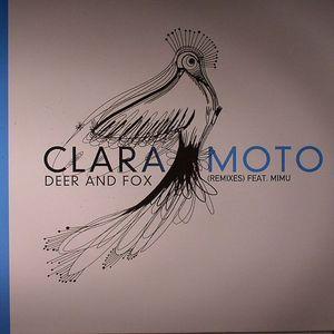 MOTO, Clara feat MIMU - Deer & Fox (remixes)