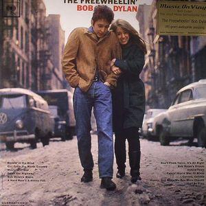 DYLAN, Bob - The Freewheelin' Bob Dylan (mono)