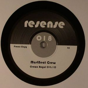 MUSTBEAT CREW/GIMMICK BROS - Crown Royal