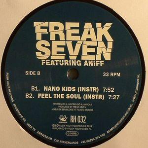 FREAK SEVEN feat ANIFF - Nano Kids