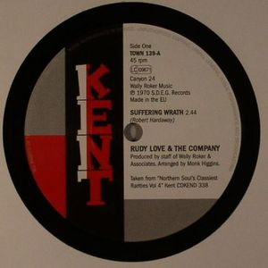 LOVE, Rudy & THE COMPANY/PERCY MILEM - Suffering Wrath