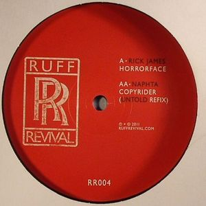 JAMES, Rick/NAPHTA - Horrorface