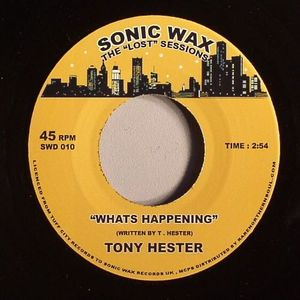 HESTER, Tony - What's Happening