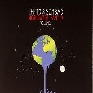 LEFTO/SIMBAD/VARIOUS - Worldwide Family Volume 1