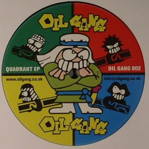 SPOOKY/MISTAYIF/DARQ E FREAKER/SPLURT - Quadrant EP