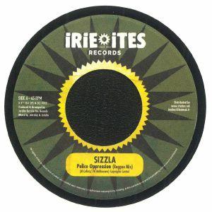 SIZZLA - Police Oppression (Shinehead - Billy Jean Riddim)