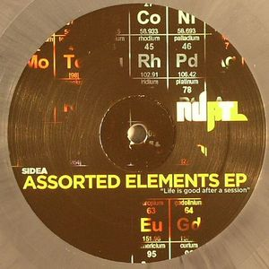 ALCE, Kai/THEO PARRISH/LOOSEFINGERS/KZRC - Assorted Elements EP