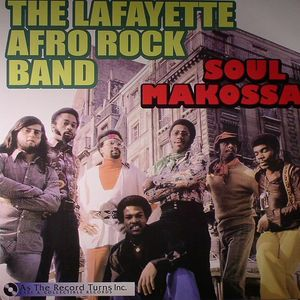 LAFAYETTE AFRO ROCK BAND, The - Soul Makossa