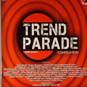NIESPOLO, Marcello/VARIOUS - Trend Parade Compilation Winter 2010/2011
