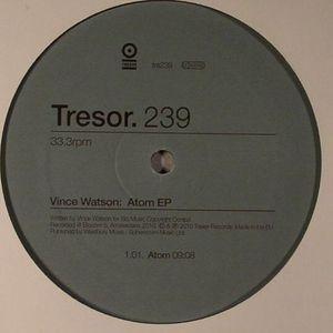 WATSON, Vince - Atom EP