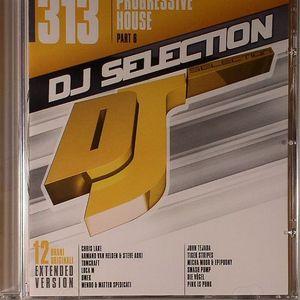 VARIOUS - DJ Selection 313: Progressive House Part 6