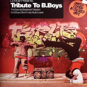 DJ MOAR - Tribute To B Boys
