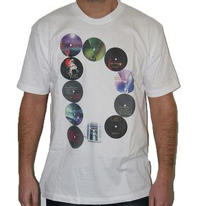 FXHE - FXHE T-shirt (Natural With Colour Print)