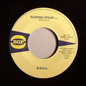 SOUL - Burning Spear