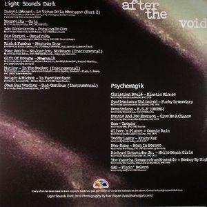 LIGHT SOUNDS DARK/PSYCHEMAGIK/VARIOUS - After The Void