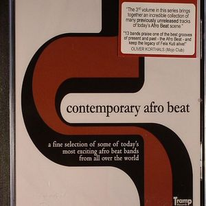 VARIOUS - Contemporary Afro Beat: A Fine Selection Of Some Of Today's Most Exciting Afro Beat Bands From All Over The World