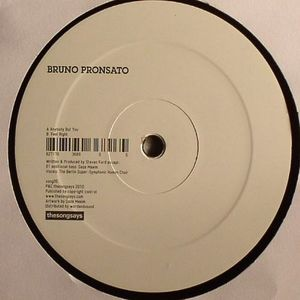 PRONSATO, Bruno - Anybody But You