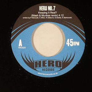 HERO NO 7/MASH & MUNKEE - Keeping It Real? (Mash & Munkee remix)