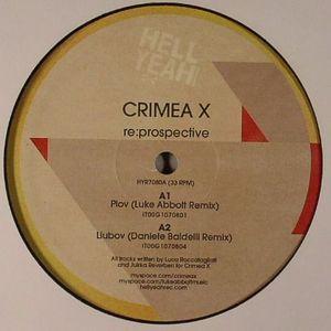 CRIMEA X - Re Prospective Vinyl Sampler