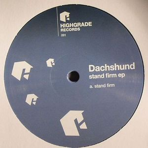 DACHSHUND - Stand Firm EP