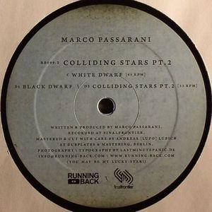 PASSARANI, Marco - Colliding Stars Part 2
