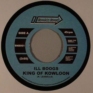 ILL BOOGS - King Of Kowloon