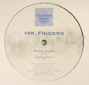 MR FINGERS - Washing Machine