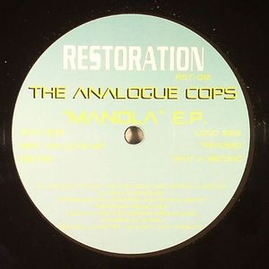 ANALOGUE COPS, The - Manola EP