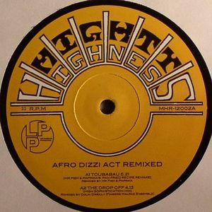AFRO DIZZI ACT - Afro Dizzi Act (remixed)