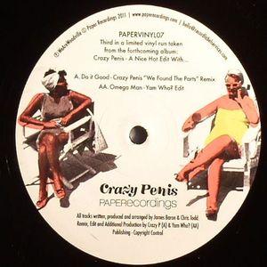 CRAZY PENIS - A Nice Hot Edit With Sampler 3