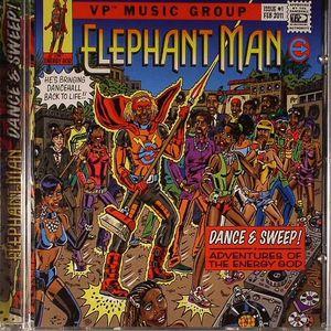 ELEPHANT MAN - Dance & Sweep: Adventures Of The Energy God